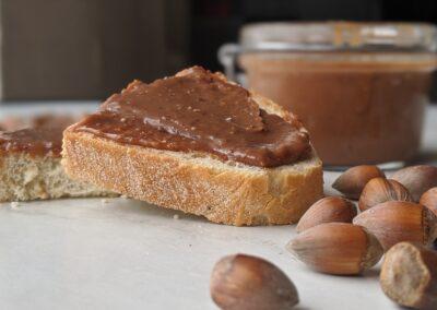 Hjemmelavet Nutella