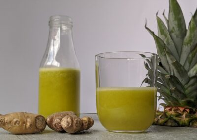Juice Med Kiwi & Ananas