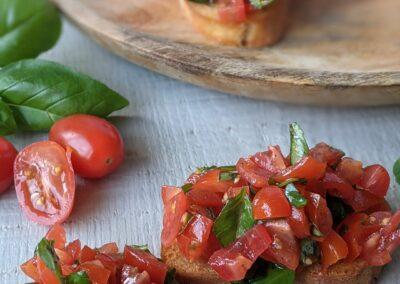 Tomat Bruschetta