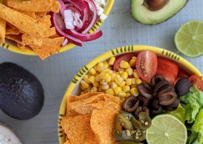 Mexicansk Salat Bowl